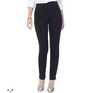 NYDJ High Waisted Black Trousers Size 6